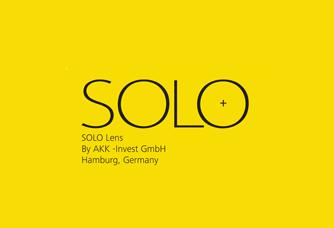 عدسی آنتی رفلکس SOLO Hydro+ 1.56